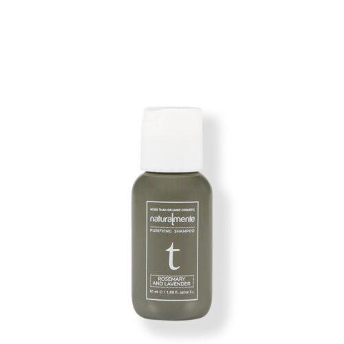 Rozmarinų ir Levandų NATURALMENTE šampūnas